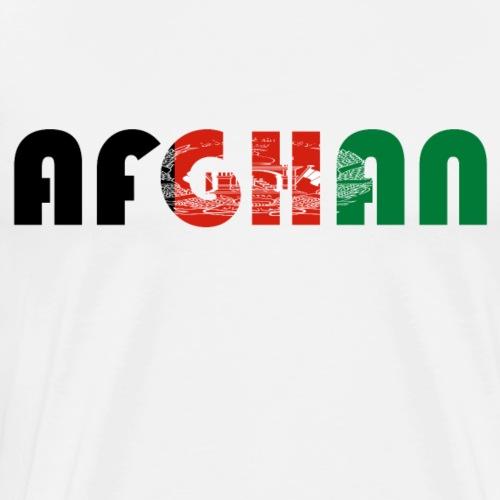 Afghan - Männer Premium T-Shirt