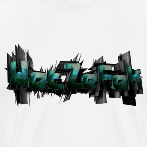 WatZeFak, sportlich, stylisch, anders! - Männer Premium T-Shirt