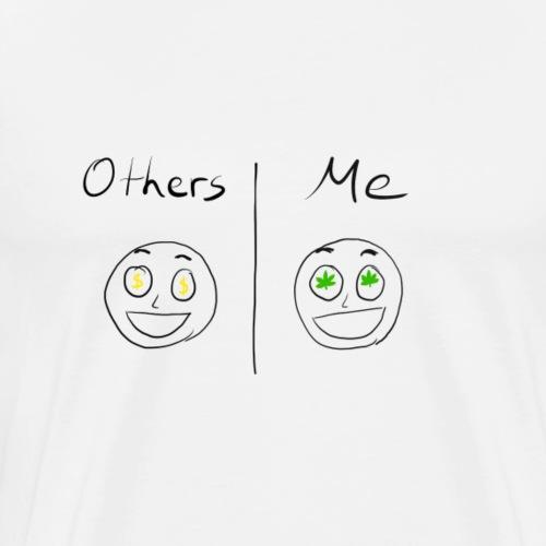 Junkie - Männer Premium T-Shirt