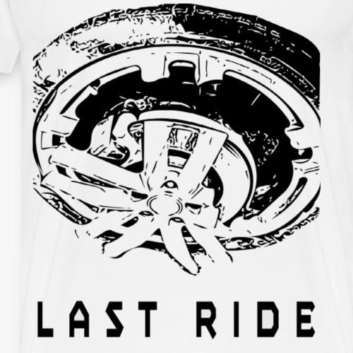 Last Ride - Berlin TrendDesing patteBLN - Männer Premium T-Shirt