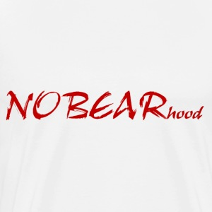nobearhood - Premium-T-shirt herr
