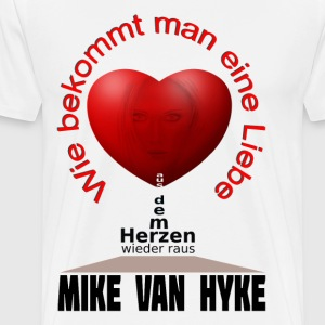 MIKE VAN HYKE - Men's Premium T-Shirt