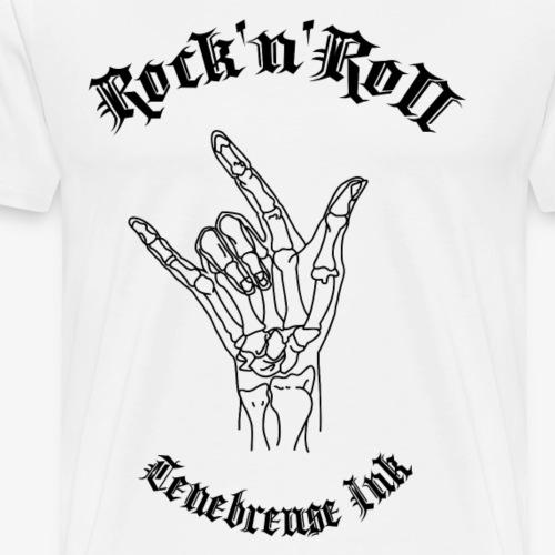 Ténébreuse Ink - Rock'n'Roll - T-shirt Premium Homme