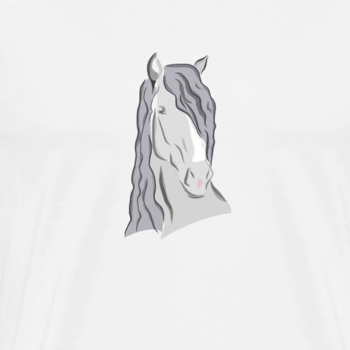 Beispiel Druck - Männer Premium T-Shirt