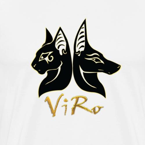 ViRo ... Bastet & Anubis - Männer Premium T-Shirt