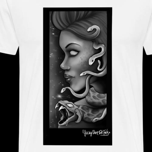 Medusa - Männer Premium T-Shirt