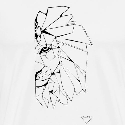 Lion in Zion * - Men's Premium T-Shirt