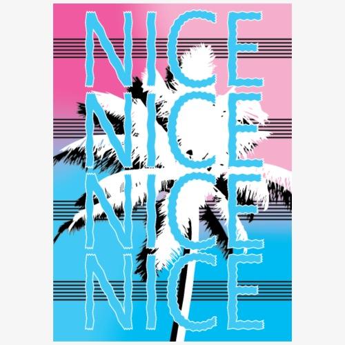 NICE - Men's Premium T-Shirt