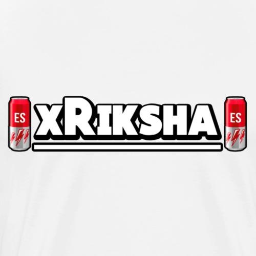 xrikshalogo - Miesten premium t-paita