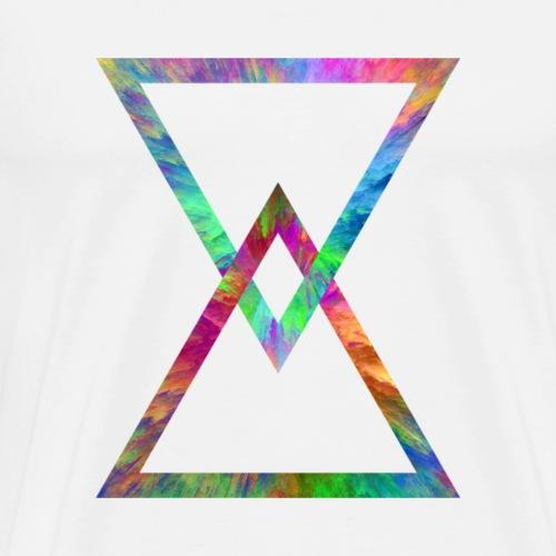 Triangles - Maglietta Premium da uomo