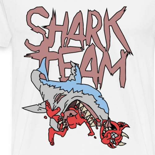 Shark Team - Men's Premium T-Shirt
