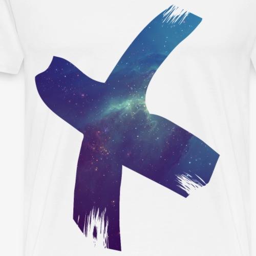 X Space - Maglietta Premium da uomo