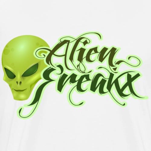 Alien Freakx - Männer Premium T-Shirt