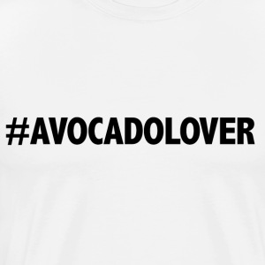 #avocadolover - Men's Premium T-Shirt