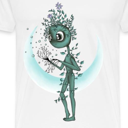 L'Arbre-Lune - T-shirt Premium Homme