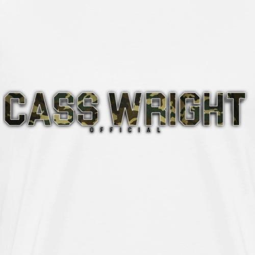 cass wright hoodie - Men's Premium T-Shirt