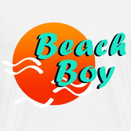 Beach Boy - Männer Premium T-Shirt