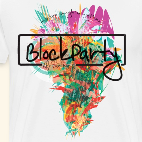 Block Party - T-shirt Premium Homme