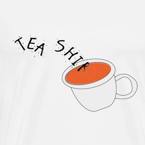 TEA SHIRT - T-shirt Premium Homme