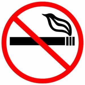 NO SMOKING - T-shirt Premium Homme