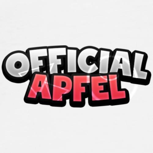 Official Apfel - Männer Premium T-Shirt