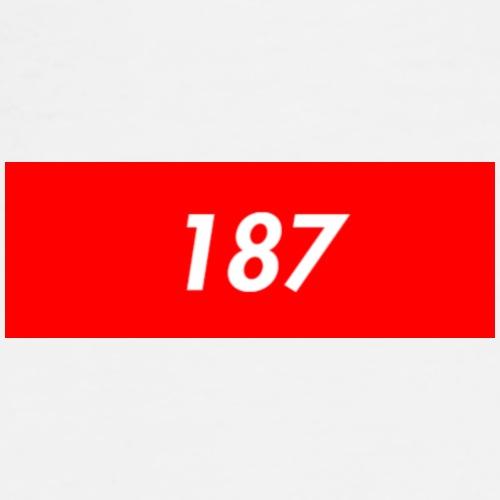 187 - Männer Premium T-Shirt