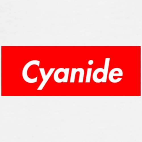 Cyanide - Männer Premium T-Shirt