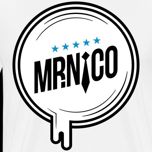 MR. NICO VINYL - Männer Premium T-Shirt