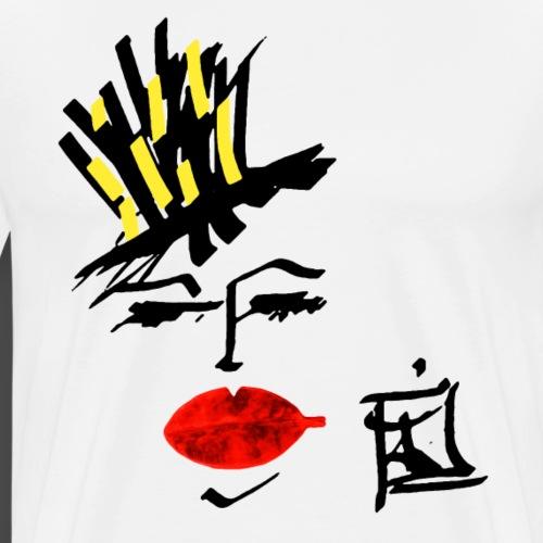 FACCE di MòKIKA manhattan - Maglietta Premium da uomo