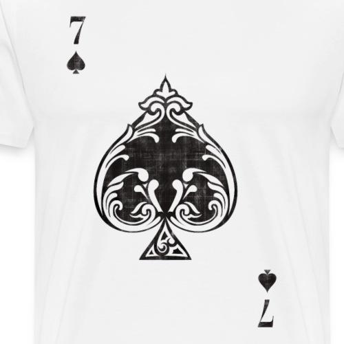 7 - Männer Premium T-Shirt