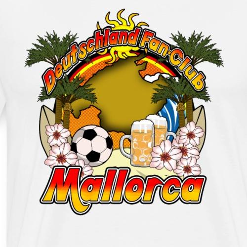 Deutschland Fan-Club Mallorca Geschenk für Fans - Männer Premium T-Shirt