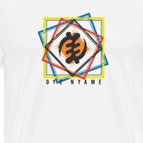 Gye Nyame #2 - Männer Premium T-Shirt