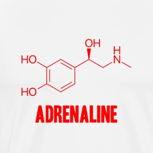 Adrenaline - Men's Premium T-Shirt