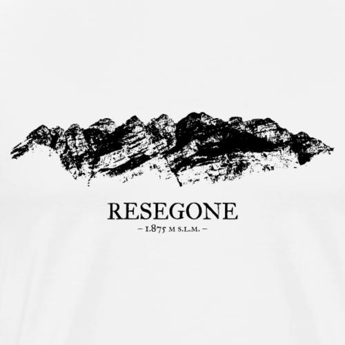 GoClassic | Resegone - Maglietta Premium da uomo
