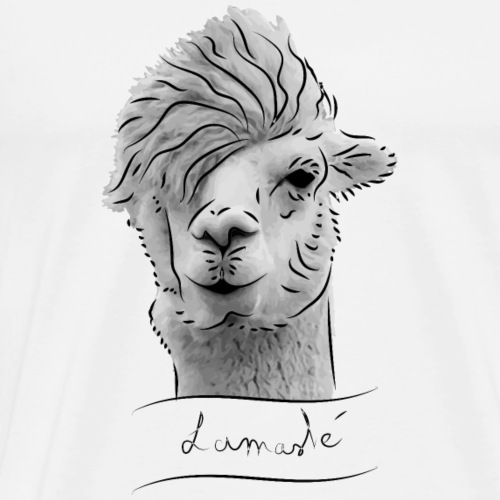 lamaste 3 - T-shirt Premium Homme