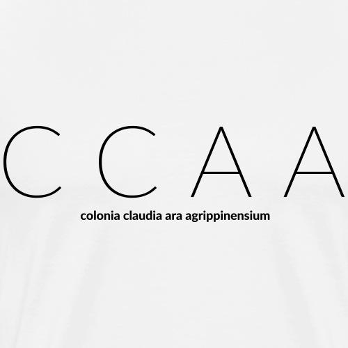 CCAA clean - Männer Premium T-Shirt