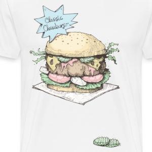 Classic Cheeseburger - Männer Premium T-Shirt