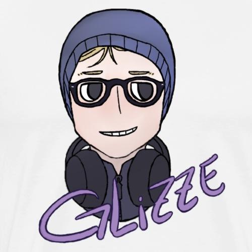 Glizze avatar - Premium T-skjorte for menn