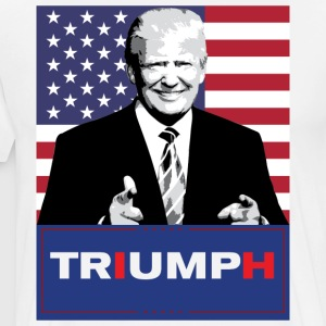 Trump shirt - Herre premium T-shirt