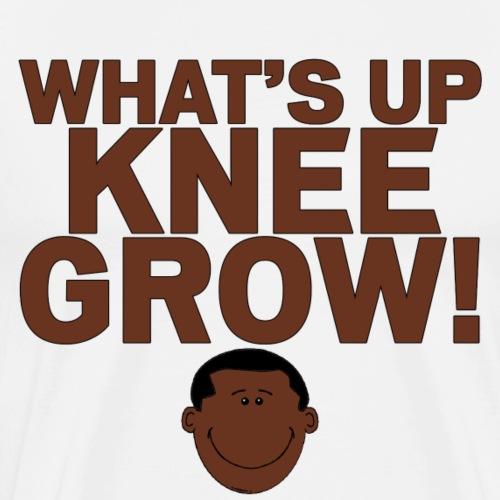Knee Grow - Men's Premium T-Shirt