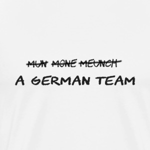 A German Team - Männer Premium T-Shirt
