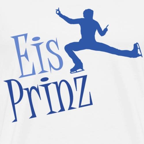 Eisprinz - Männer Premium T-Shirt