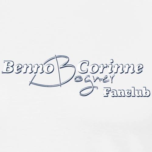 Fanclub Aufschrift - Männer Premium T-Shirt