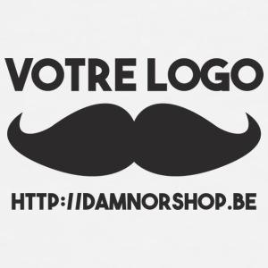 logoshop-png - T-shirt Premium Homme