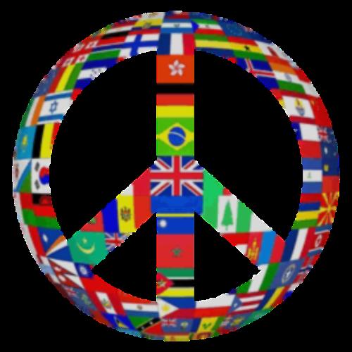 Peace #dosomethingforpeace - Männer Premium T-Shirt