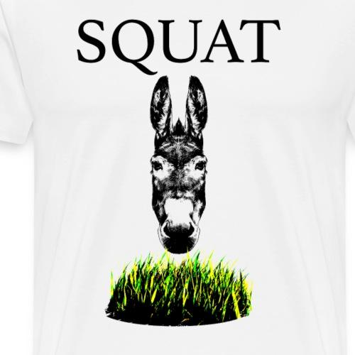 Ass to Grass - Men's Premium T-Shirt