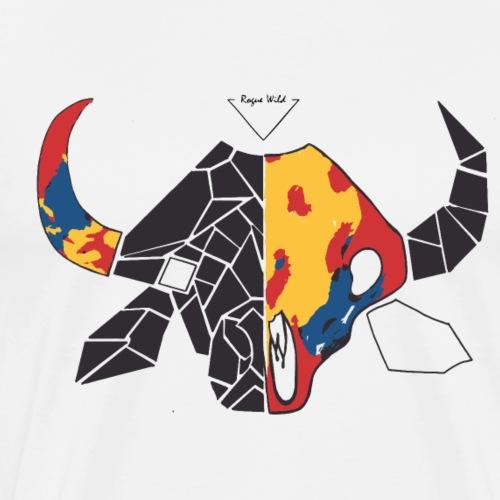 Buffalo Bobo * Rogue Wild - Men's Premium T-Shirt