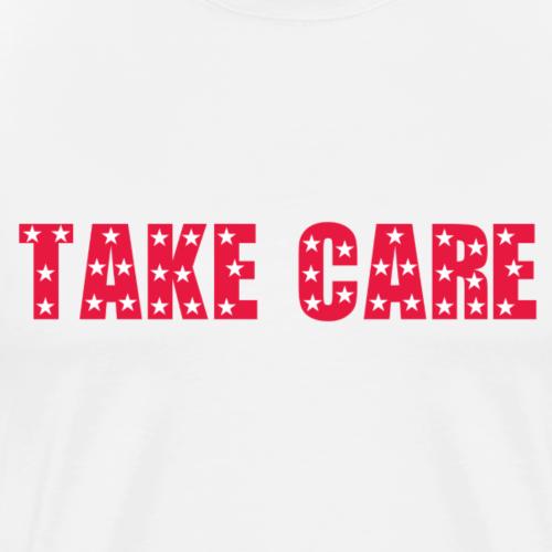 Take/Care - T-shirt Premium Homme