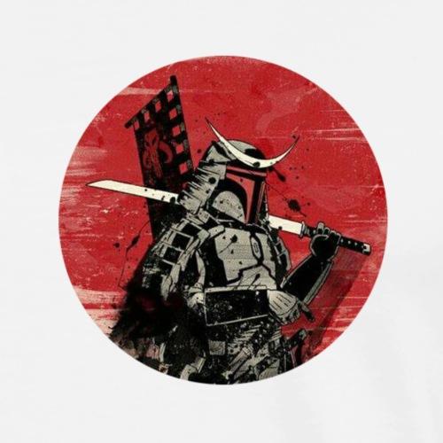 Samuraï - T-shirt Premium Homme