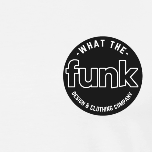 WTFunk - Logo-Patch Summer/Fall 2018 - Männer Premium T-Shirt